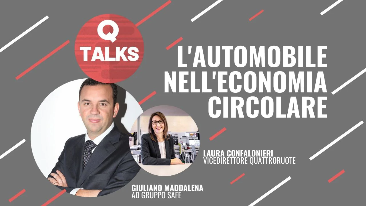 Q-Talks Giuliano Maddalena